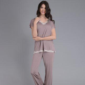 Домашняя пижама женская, серия Нега, миниатюра